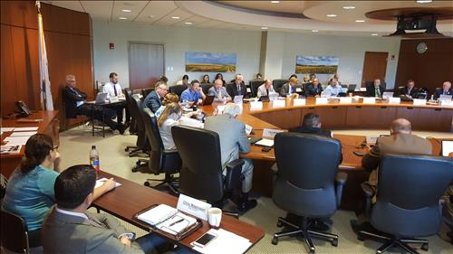 IFB Resolutions Committee tackles policy issues, concerns