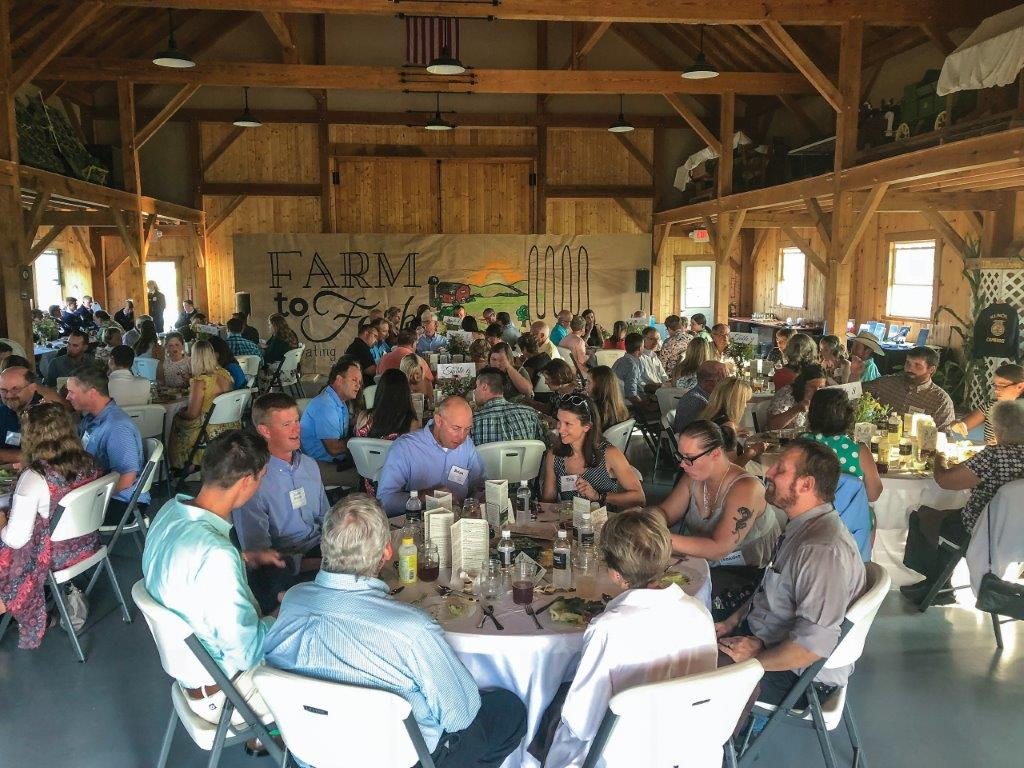 Farm-to-fork event cultivates conversations