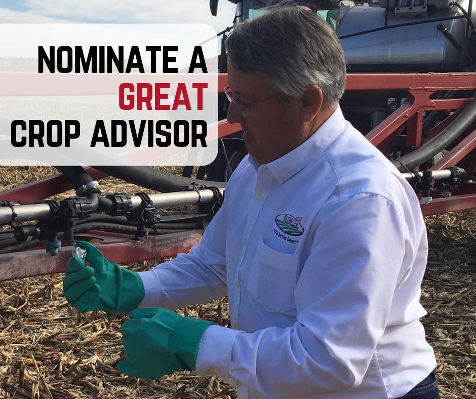 Certified Crop Adviser Award Illinois Farm Bureau