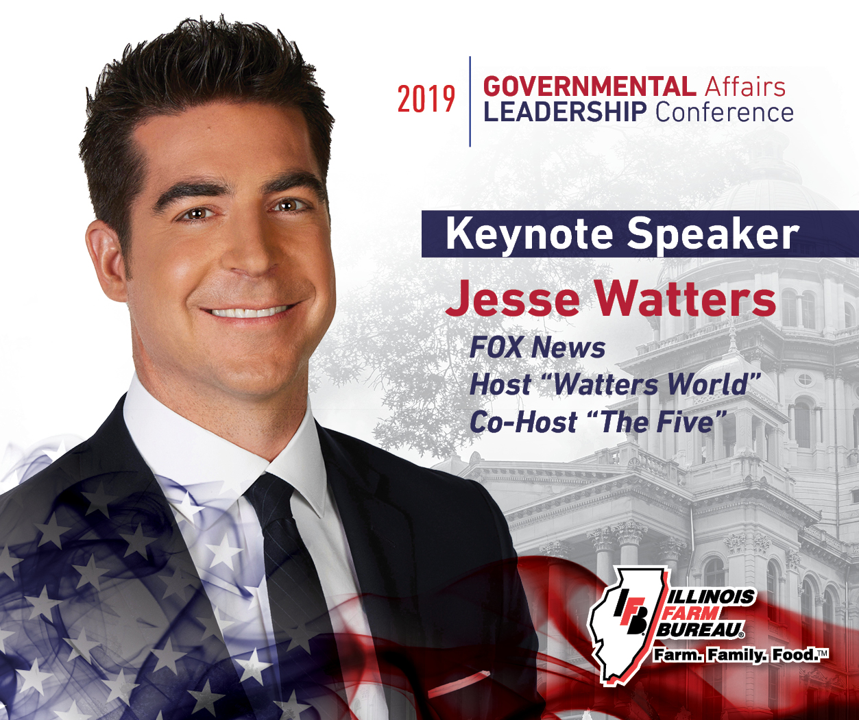 February IFB conference to feature Fox commentator