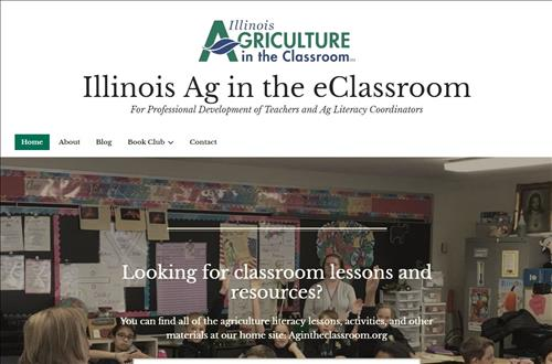 Ag in the Classroom launches electronic classroom to extend development, reach