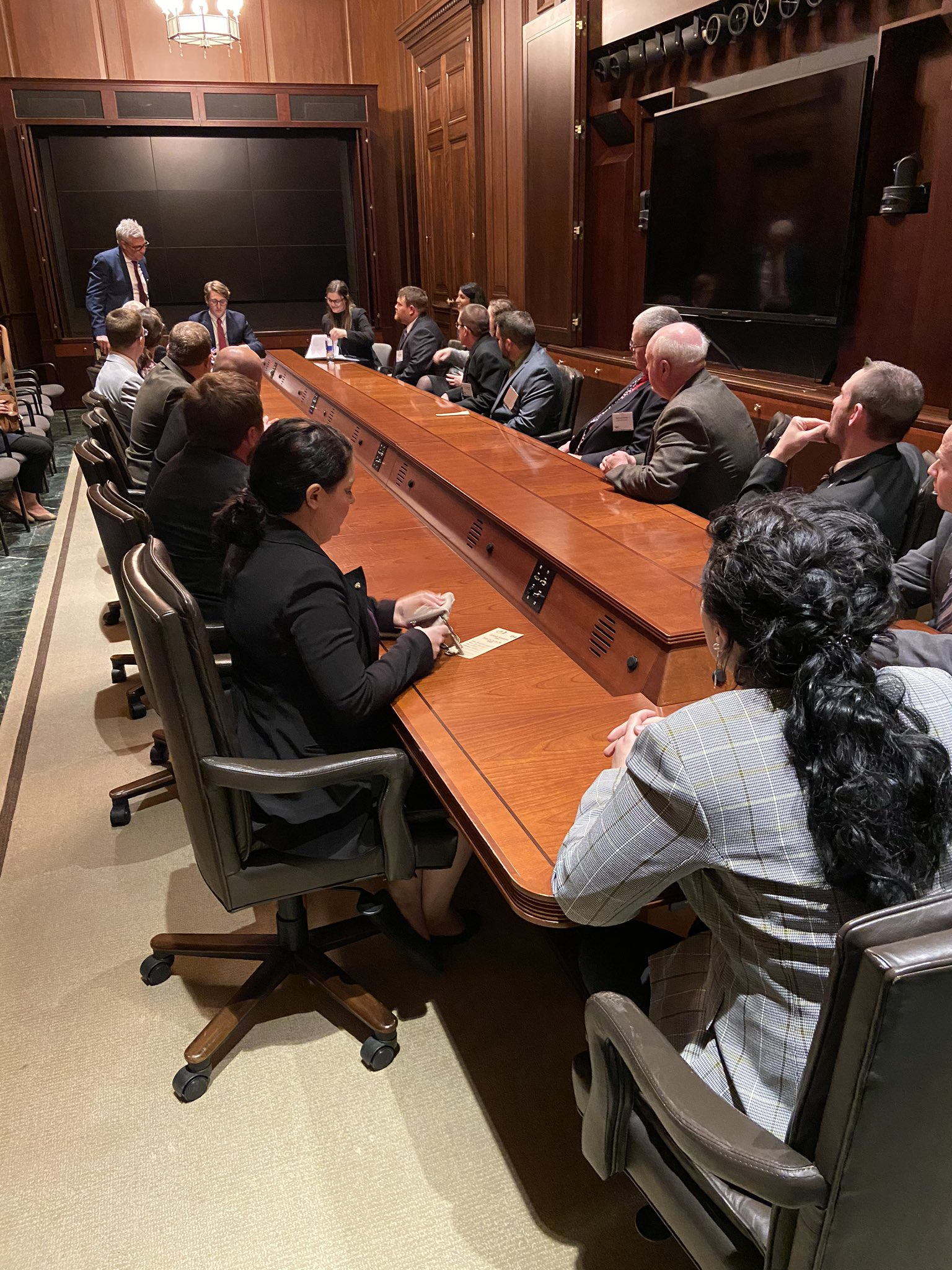 Illinois farmers discuss RFS, dicamba during Leaders to Washington