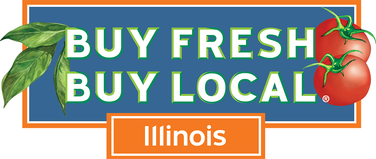 Buy Fresh, Buy Local Illinois Logo