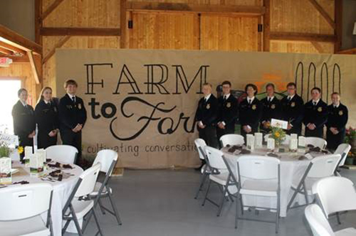 PM spotlight: Ag teacher joins Henry County Farm Bureau