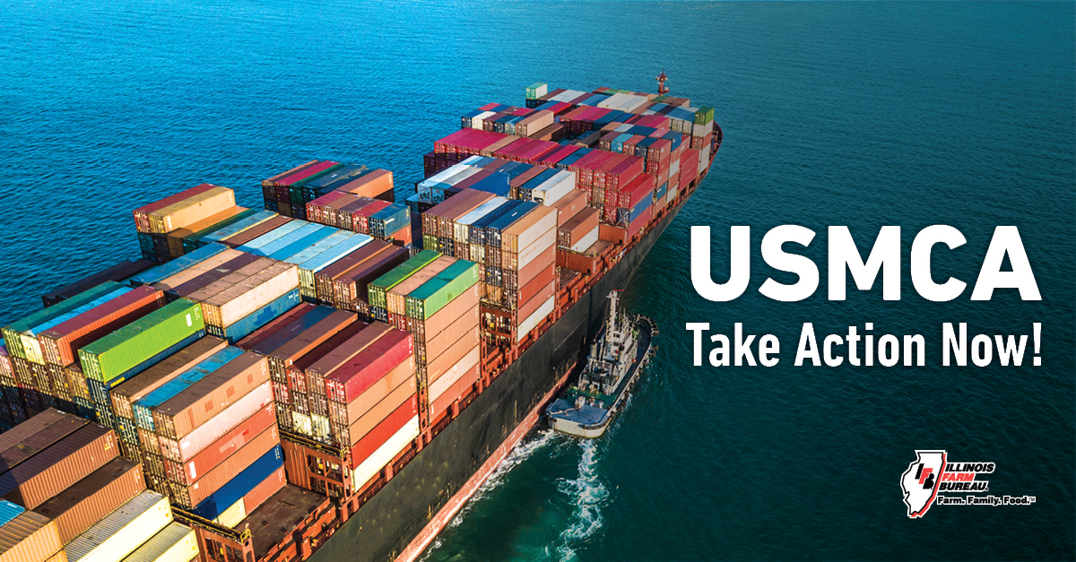 USMCA action request still open