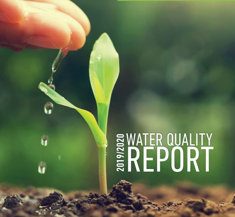 IFB released 2019-20 Water Quality Report