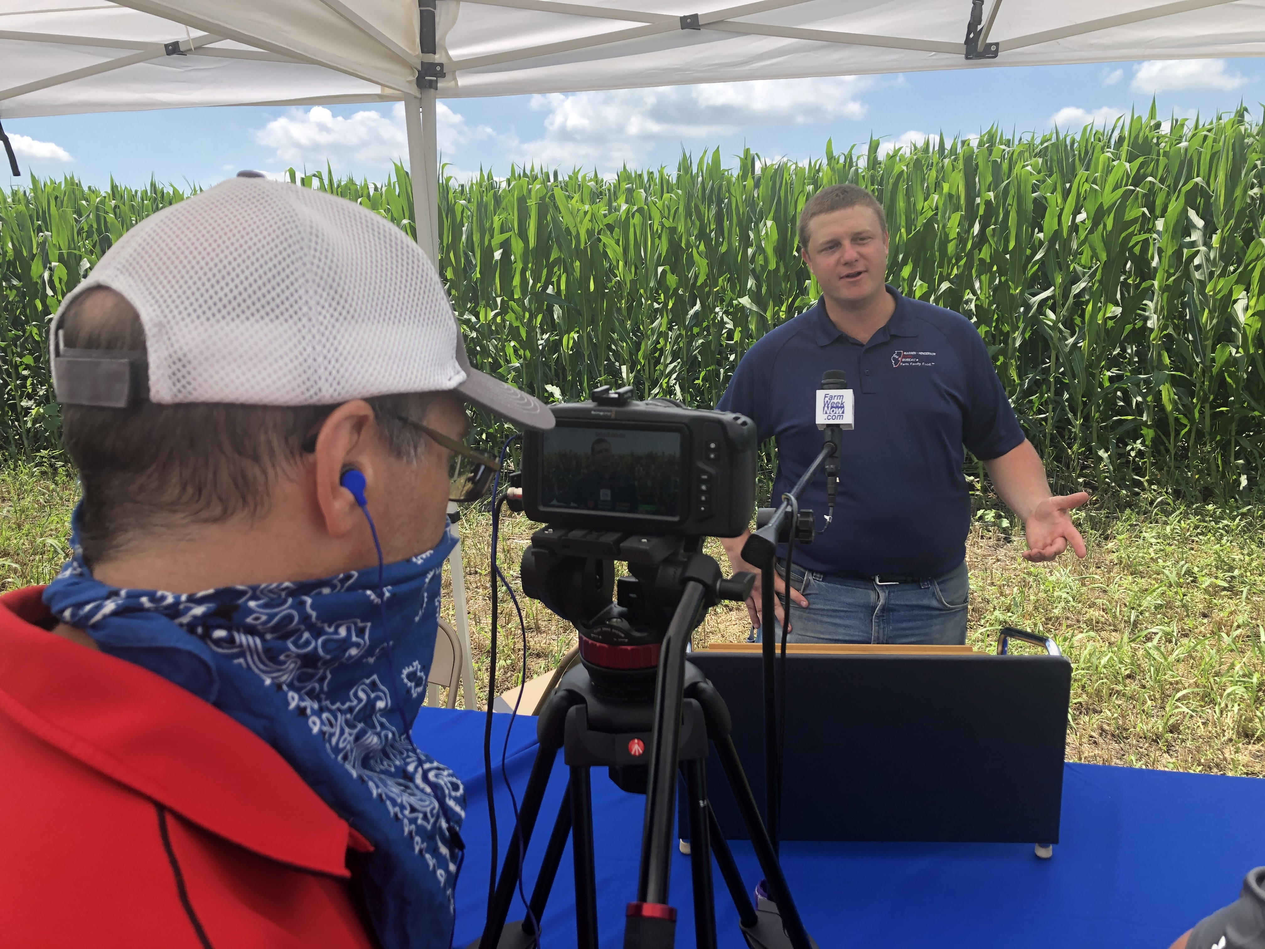 IFB hosts first of virtual summer field days