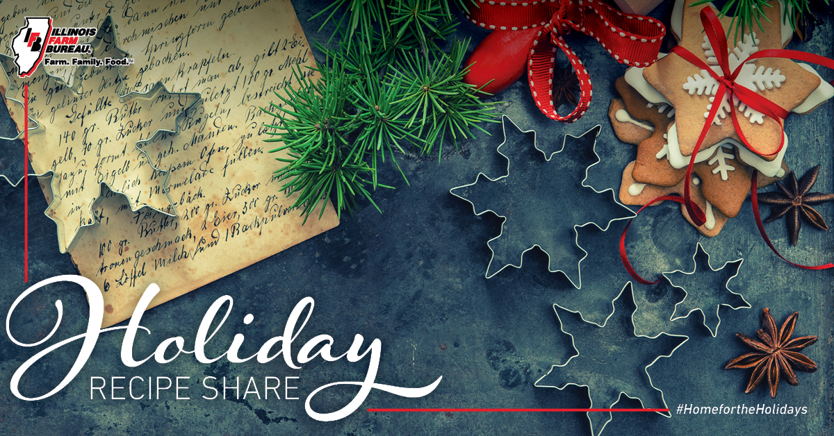 Share holiday traditions with IFB